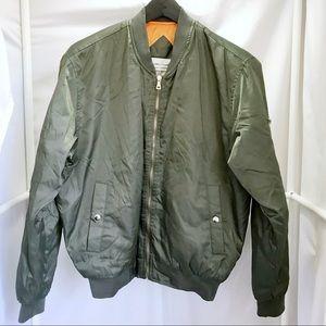 Another Mood Korean Brand Bomber Jacket